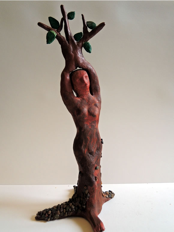 Femeia-arbore-s